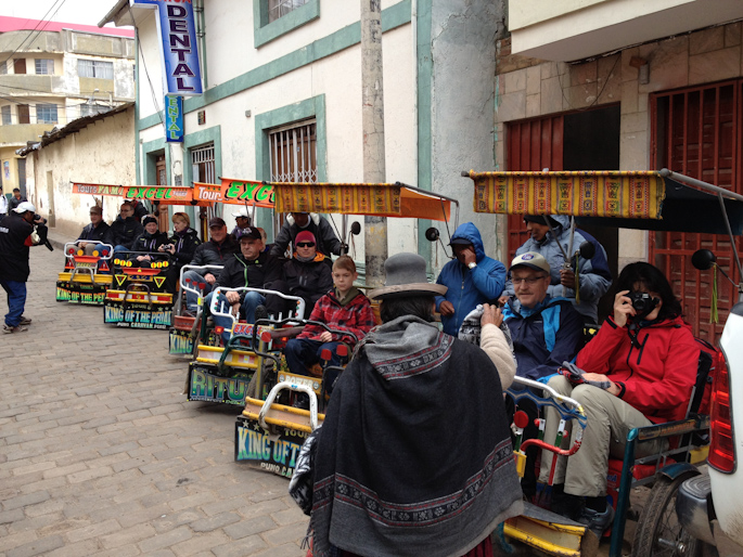 peruvianske vandrende pinde
